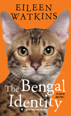 The Bengal Identity (A Cat Groomer Mystery #2) Cover Image