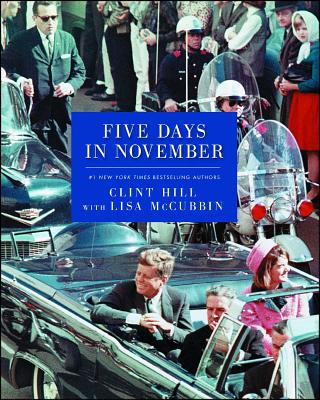 Five Days in November Cover