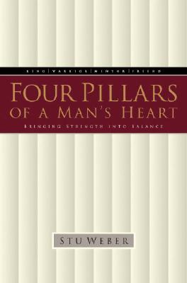 Four Pillars of a Man's Heart Cover
