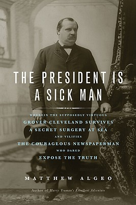 The President Is a Sick Man Cover