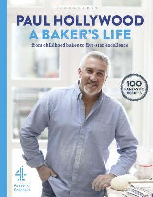 A Baker's Life: 100 fantastic recipes, from childhood bakes to five-star excellence Cover Image