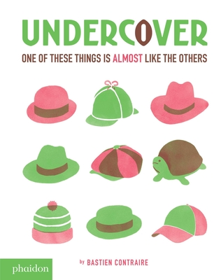 Undercover: One of These Things is Almost Like The Others Cover Image