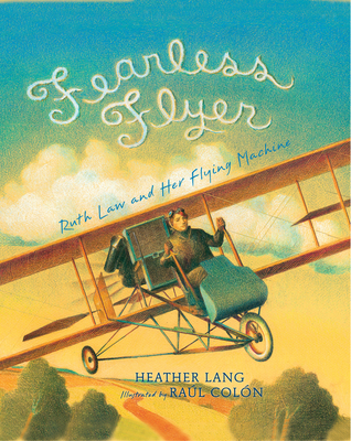 Fearless Flyer Cover