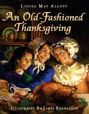 Old-Fashioned Thanksgiving, An Cover Image