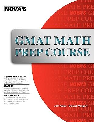 GMAT Math Prep Course Cover Image