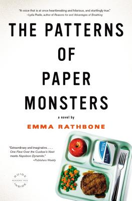 The Patterns of Paper Monsters Cover