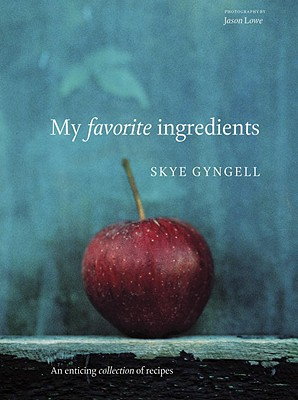 My Favorite Ingredients Cover