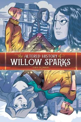 The Altered History of Willow Sparks Cover Image