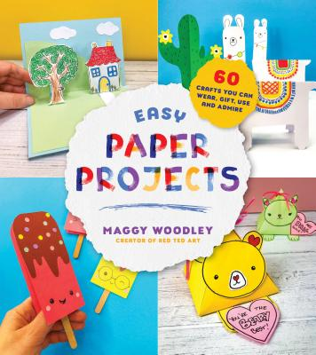 Cover for Easy Paper Projects