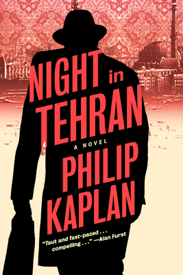 Night in Tehran Cover Image