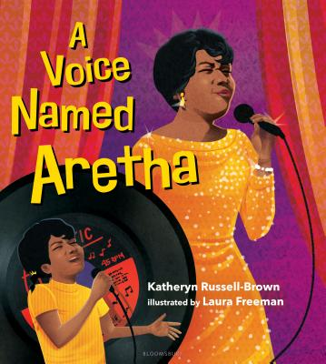 A Voice Named Aretha Cover Image