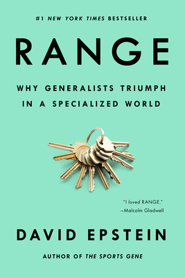 Range: Why Generalists Triumph in a Specialized World Cover Image