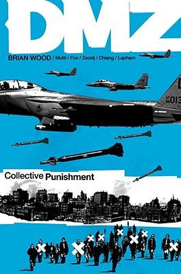 DMZ, Volume 10 Cover
