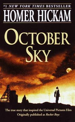 October Sky Cover Image