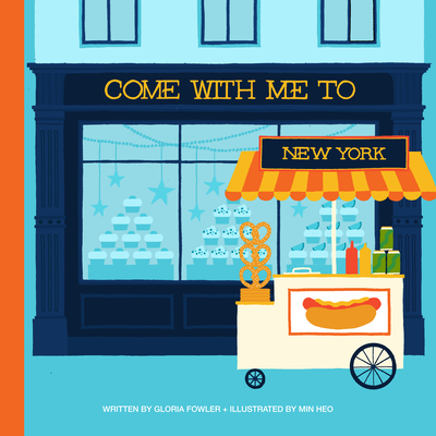 Come with Me to New York Cover Image