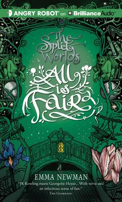 All Is Fair (Split Worlds #3) Cover Image