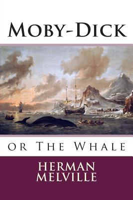 Moby-Dick: Or the Whale Cover Image