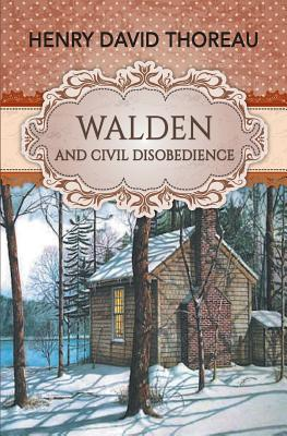 Walden and Civil Disobedience Cover Image