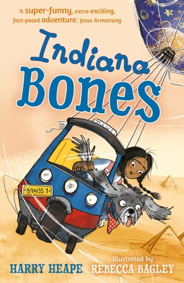 Cover for Indiana Bones