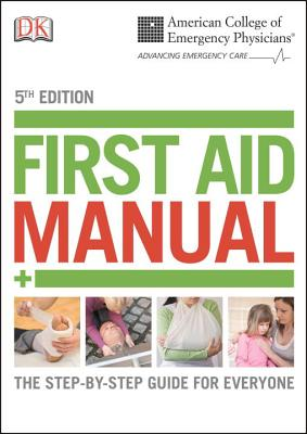 ACEP First Aid Manual, 5th Edition Cover Image
