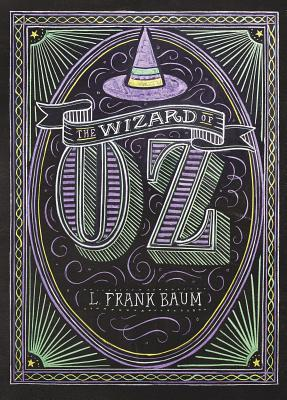 The Wizard of Oz (Puffin Chalk) Cover Image