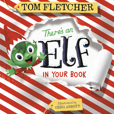 There's an Elf in Your Book (Who's In Your Book?) Cover Image