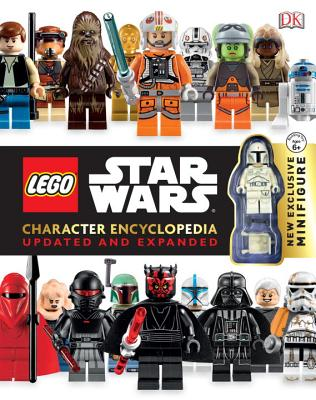 Lego Star Wars Character Encyclopedia Cover Image