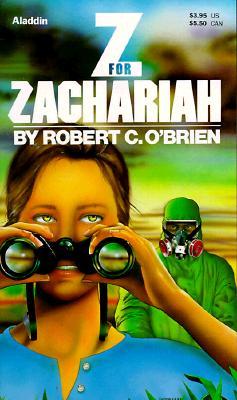 Z for Zachariah Cover