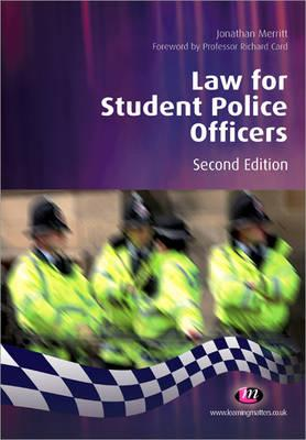Law for Student Police Officers Cover