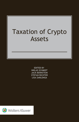 Taxation of Crypto Assets Cover Image