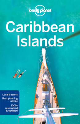 Lonely Planet Caribbean Islands 7 (Multi Country Guide) Cover Image