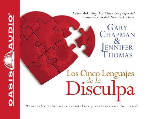 Los Cinco Lenguajes de la Disculpa Cover Image
