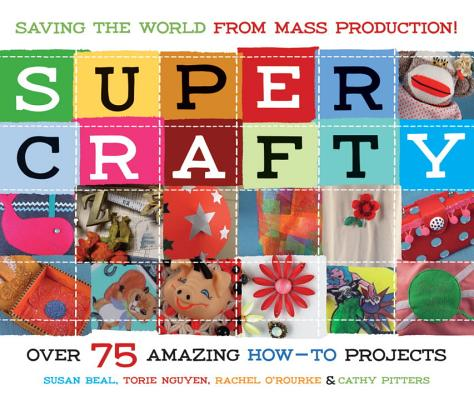 Cover for Super Crafty
