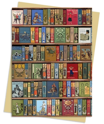 Bodleian Libraries: High Jinks Bookshelves Greeting Card: Pack of 6 (Greeting Cards) Cover Image
