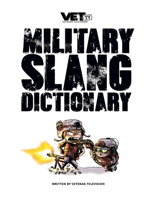 VET Tv's Military Slang Dictionary Cover Image