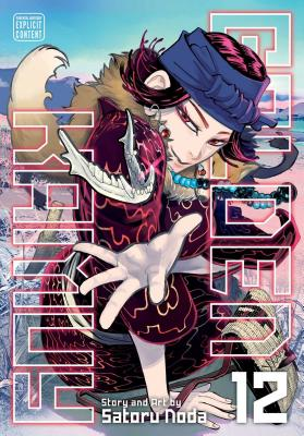 Cover for Golden Kamuy, Vol. 12