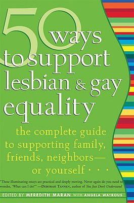 50 Ways to Support Lesbian and Gay Equality Cover