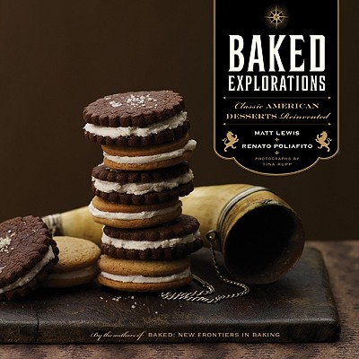 Baked Explorations Cover