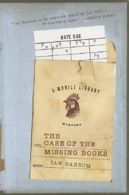 The Case of the Missing Books Cover