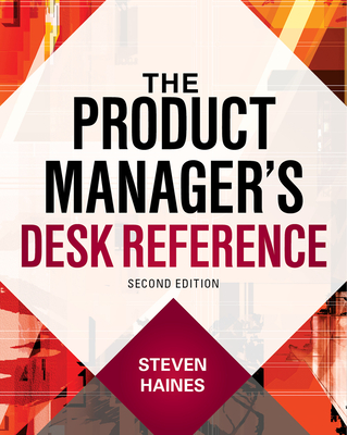 The Product Manager's Desk Reference Cover Image