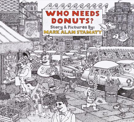 Who Needs Donuts? Cover