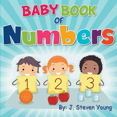 Baby Book of Numbers: Pre-K Learning Fun Cover Image
