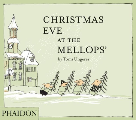 Christmas Eve at the Mellops' Cover
