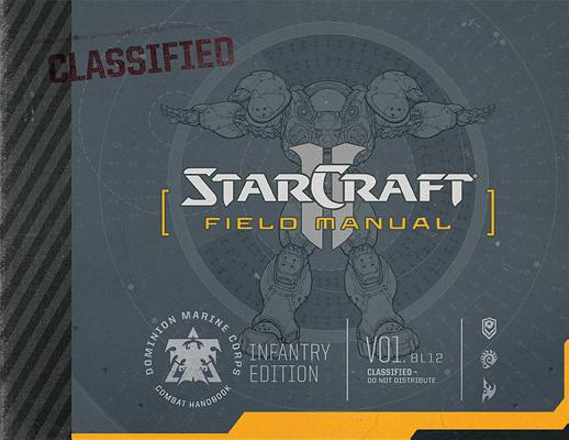 Starcraft Field Manual Cover
