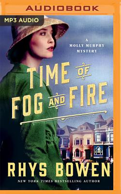 Time of Fog and Fire (Molly Murphy Mysteries #16) Cover Image