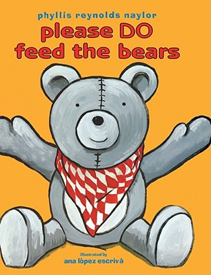 Please Do Feed the Bears Cover