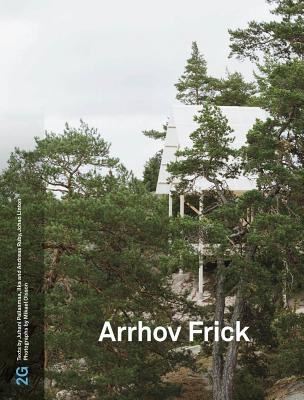 2g: Arrhov Frick: Issue #77 Cover Image