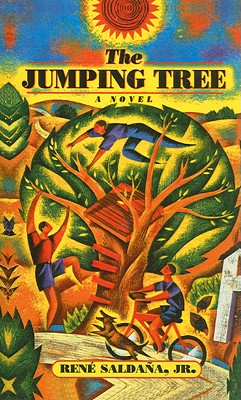 Cover for The Jumping Tree