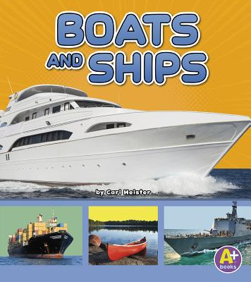 Boats and Ships Cover Image