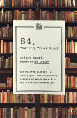 84, Charing Cross RoadHelene Hanff